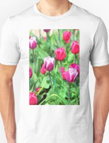 Purple Tulips T-Shirt
