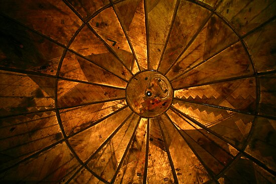 Radome Ceiling by Greg Hess
