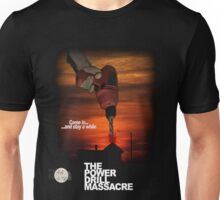 Power Drill Massacre (VHS box art) Unisex T-Shirt