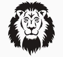 Lion head face Kids Clothes