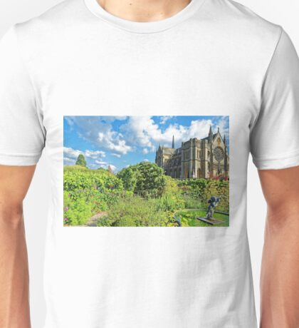 Arundel Cathedral, West Sussex, England Unisex T-Shirt