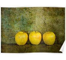 Three Golden Apples Poster
