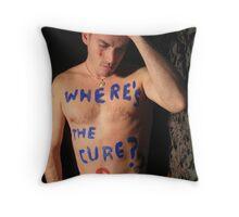 AIDS world day! Throw Pillow