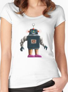 Bad Robot Women's Fitted Scoop T-Shirt