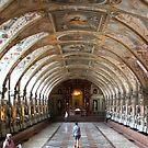 The Royal Palace by Paula Bielnicka