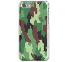 Serbian M93 Camo  iPhone Case/Skin