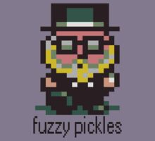 Fuzzy Pickles Kids Clothes