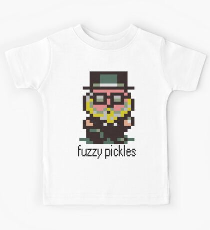 Fuzzy Pickles Kids Tee