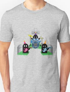 Black Ghost Party Unisex T-Shirt