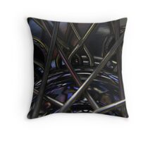 What is it? Easily solved by Heavenandus 777 Throw Pillow