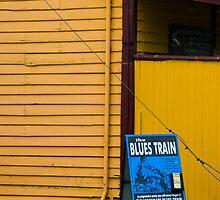 Blues Train by John Walker