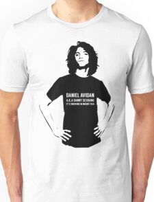 Dan Avidan Loves Haikus Unisex T-Shirt