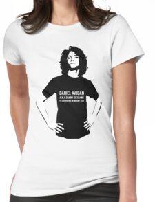 Dan Avidan Loves Haikus Womens Fitted T-Shirt