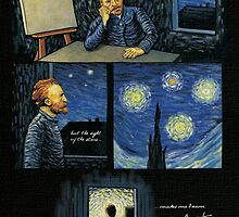 Van Gogh quote: The sight of the stars by elvindantes