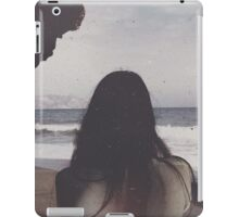 The Lonely Girl iPad Case/Skin