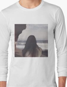 The Lonely Girl Long Sleeve T-Shirt