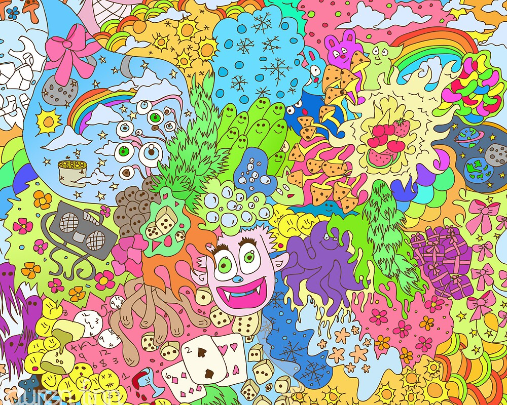 doodle by Lauren Finn