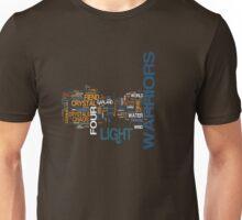 Final Fantasy I Word Cloud Unisex T-Shirt
