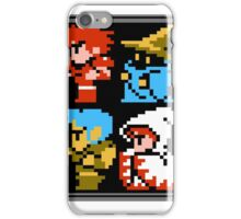 Warriors of Light iPhone Case/Skin