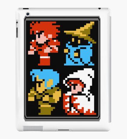 Warriors of Light iPad Case/Skin