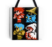 Warriors of Light Tote Bag