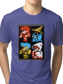 Warriors of Light Tri-blend T-Shirt