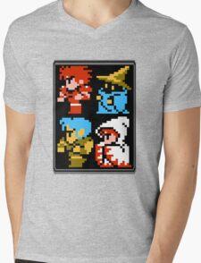 Warriors of Light Mens V-Neck T-Shirt