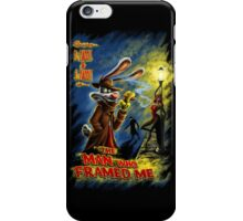 The Man Who Framed Me iPhone Case/Skin