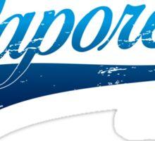 Vaporeon_Dark BG Sticker
