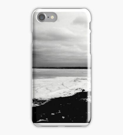 Frozen Shore iPhone Case/Skin