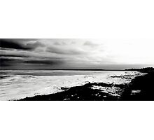 Frozen Shore Photographic Print