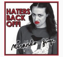 Miranda Sings - Haters Back Off Kids Clothes