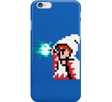 8 Bit White Mage iPhone Case/Skin