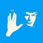 Spock Forever by mrdemo