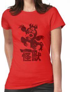 Big Hero 6 Fred's Kaiju Shirt Womens Fitted T-Shirt