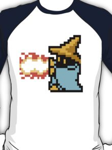 8 Bit Black Mage T-Shirt