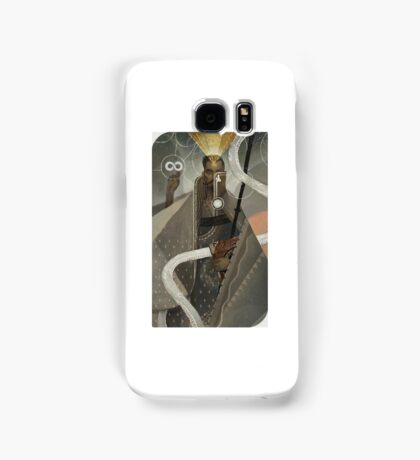Dragon Age Inquisition Dorian Tarot card Samsung Galaxy Case/Skin