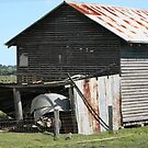 farmscapes #66, old drying shed by stickelsimages