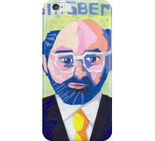 Allen Ginsberg iPhone Case/Skin