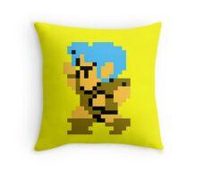 8 Bit Thief Throw Pillow