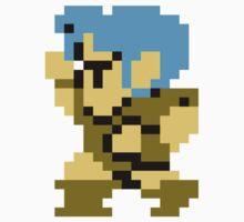 8 Bit Thief One Piece - Short Sleeve
