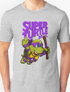 Super Turtle Bros - Donnie Unisex T-Shirt