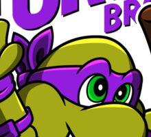 Super Turtle Bros - Donnie Sticker