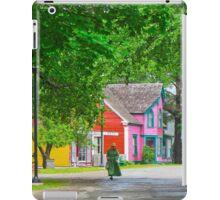 Sherbrooke Village iPad Case/Skin