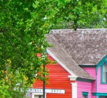 Sherbrooke Village Sticker