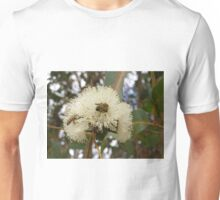 A flower for Every Bee!  Eucalyptus Blossom. Unisex T-Shirt