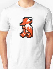 8 Bit Red Mage  T-Shirt
