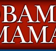 obama mama Sticker