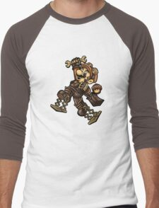Super Punk Bros Men's Baseball ¾ T-Shirt