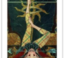 Dragon Age Inquisition Sera Tarot card 3 Sticker